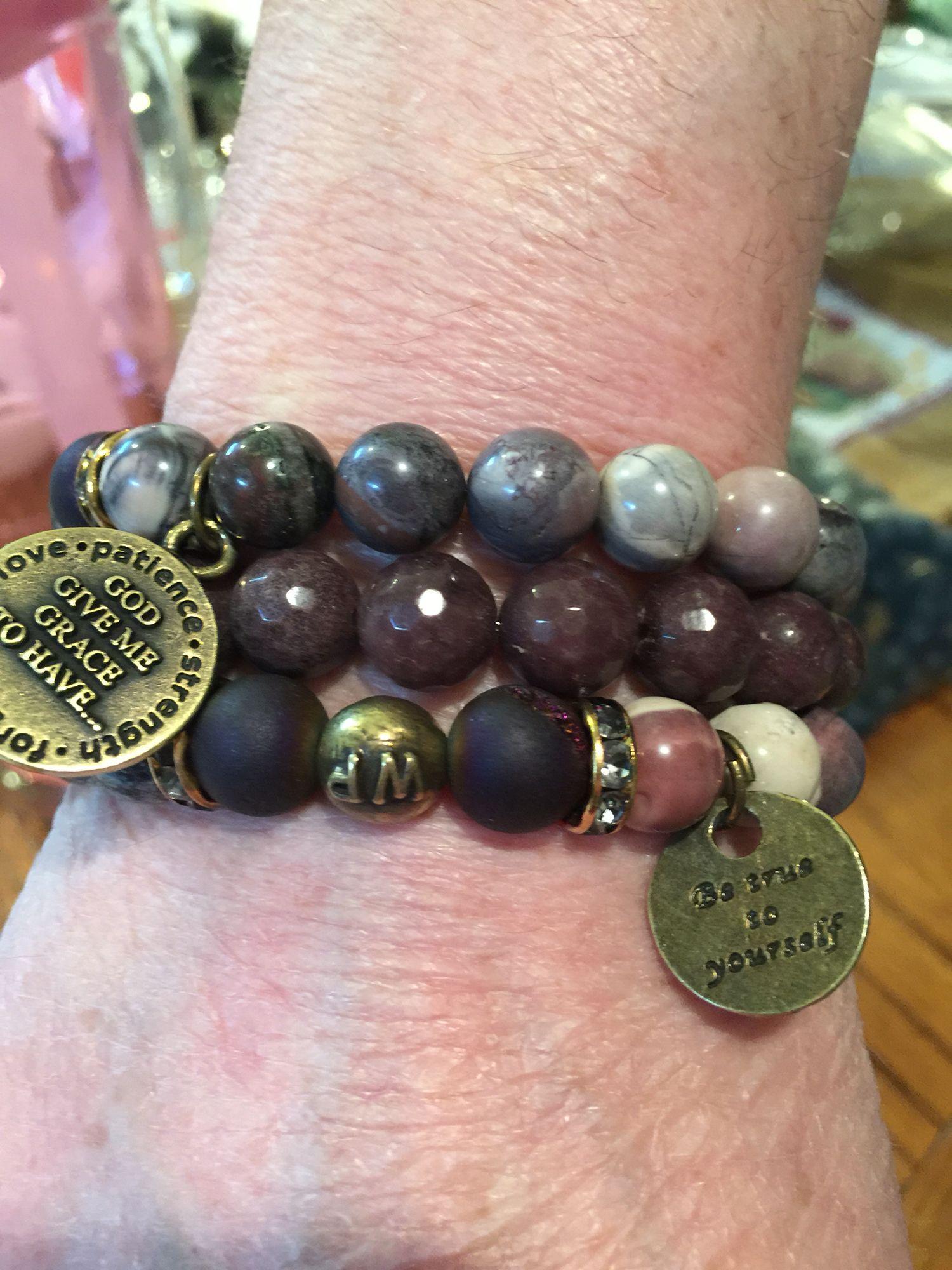 Whispering Prayer Bracelets Spring 2017