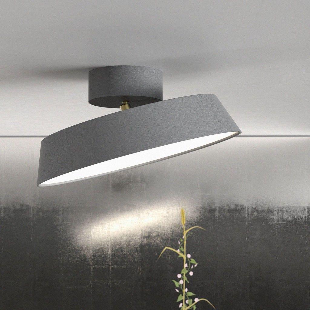Nordlux Deckenlampe Alba Grau Ip20 77196010 Beleuchtung Decke Deckenlampe Kuchendeckenleuchten