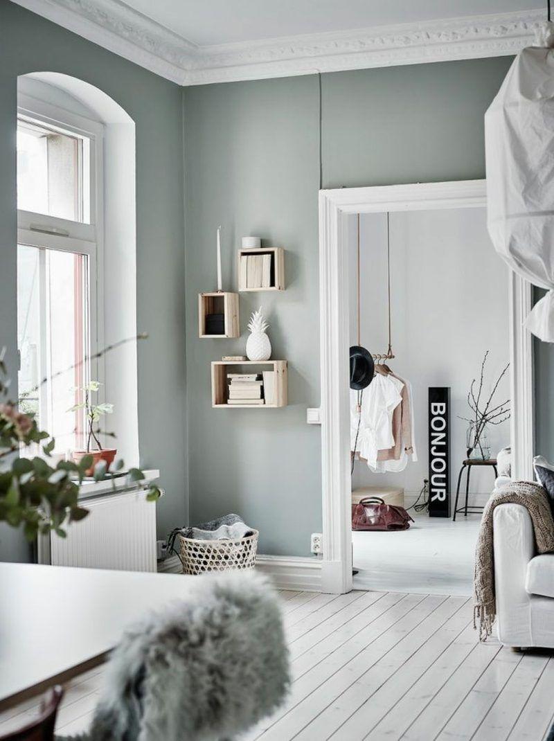 Photo of Farbe Salbei im Interieur für ein angenehmes, natürliches Ambiente