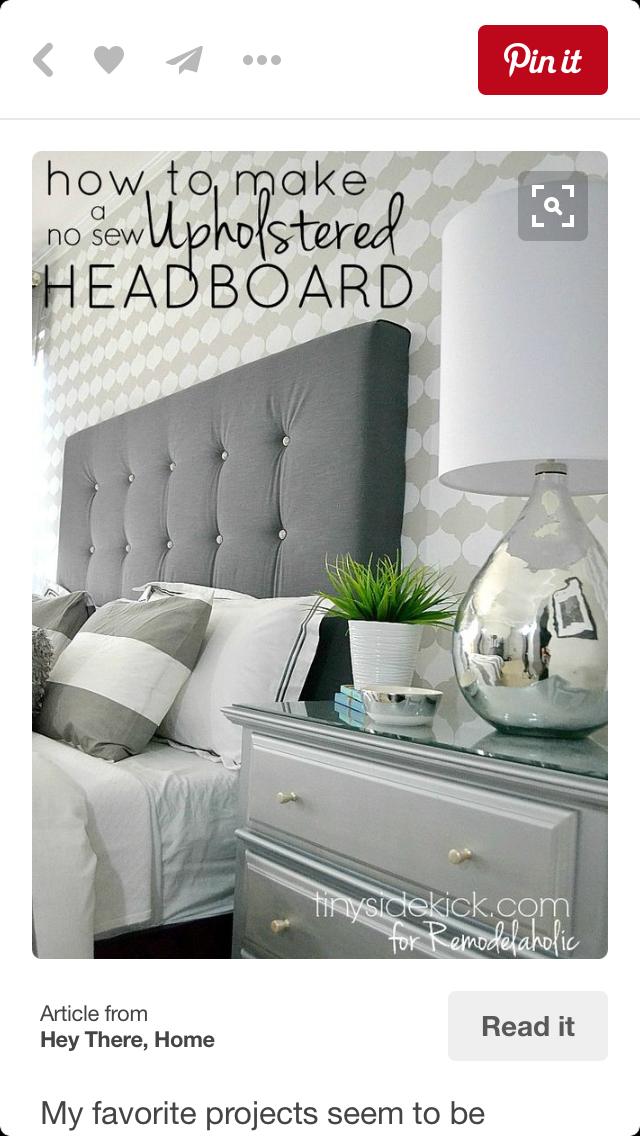 Pin by Jeff Pyles on Furniture ideas Diy headboards