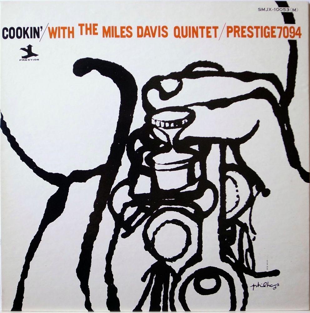 MILES DAVIS / JOHN COLTRANE / RED GARLAND / COOKIN\' / PRESTIGE ...