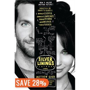 Jan 2014 - The Silver Linings Playbook [movie tie-in edition]: A Novel Quick light read