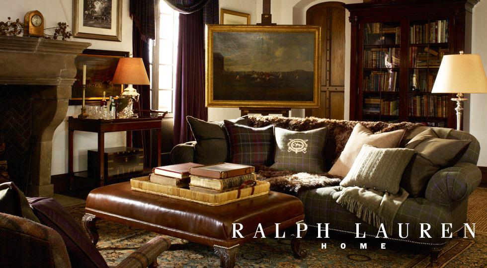 Ralph Lauren Home Living Room, Ralph Lauren Home Furniture