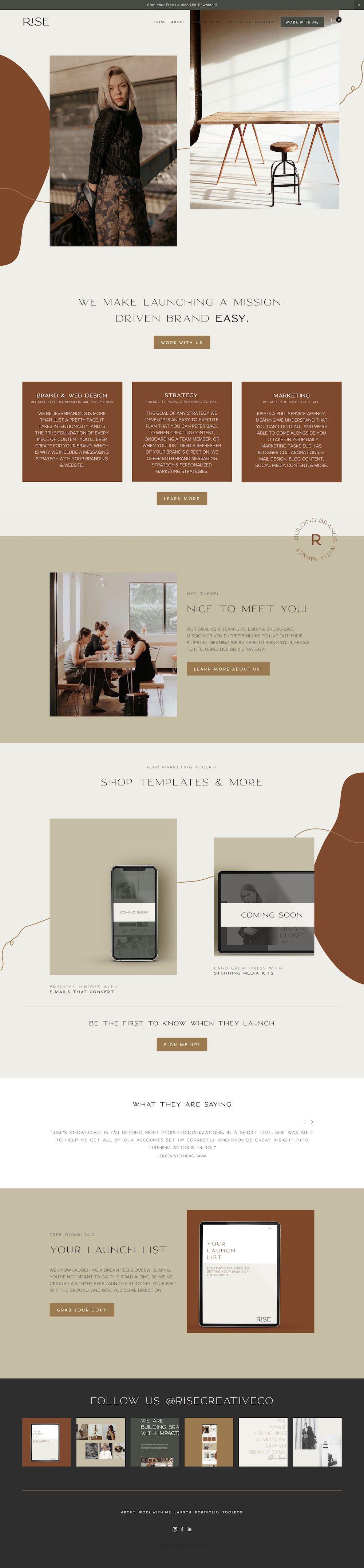 Nova Squarespace Template Kit Tutorials In 2020 Squarespace Templates Minimal Web Design Diy Web Design