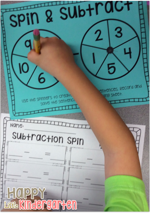 Addition and Subtraction Worksheets | Pinterest | Guided math, Math ...