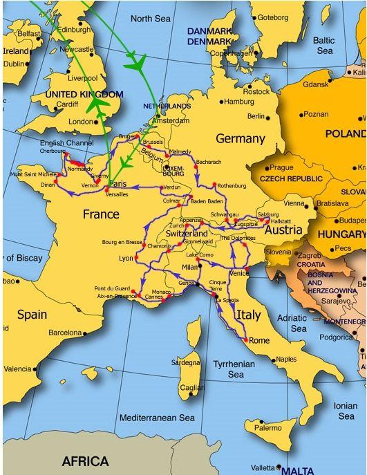Similiar Map Of Switzerlands Four National
