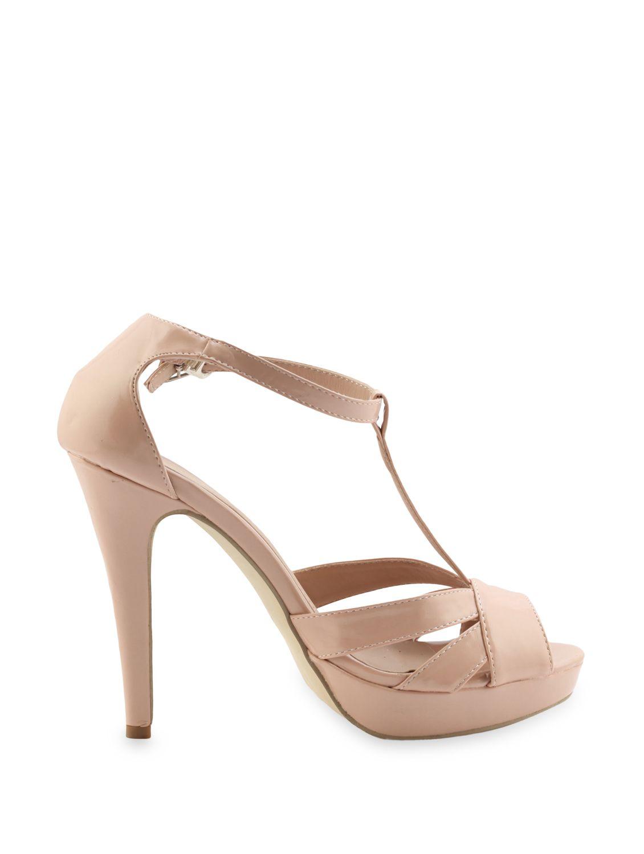 de441dabc8e classy nude heels By Limeroad