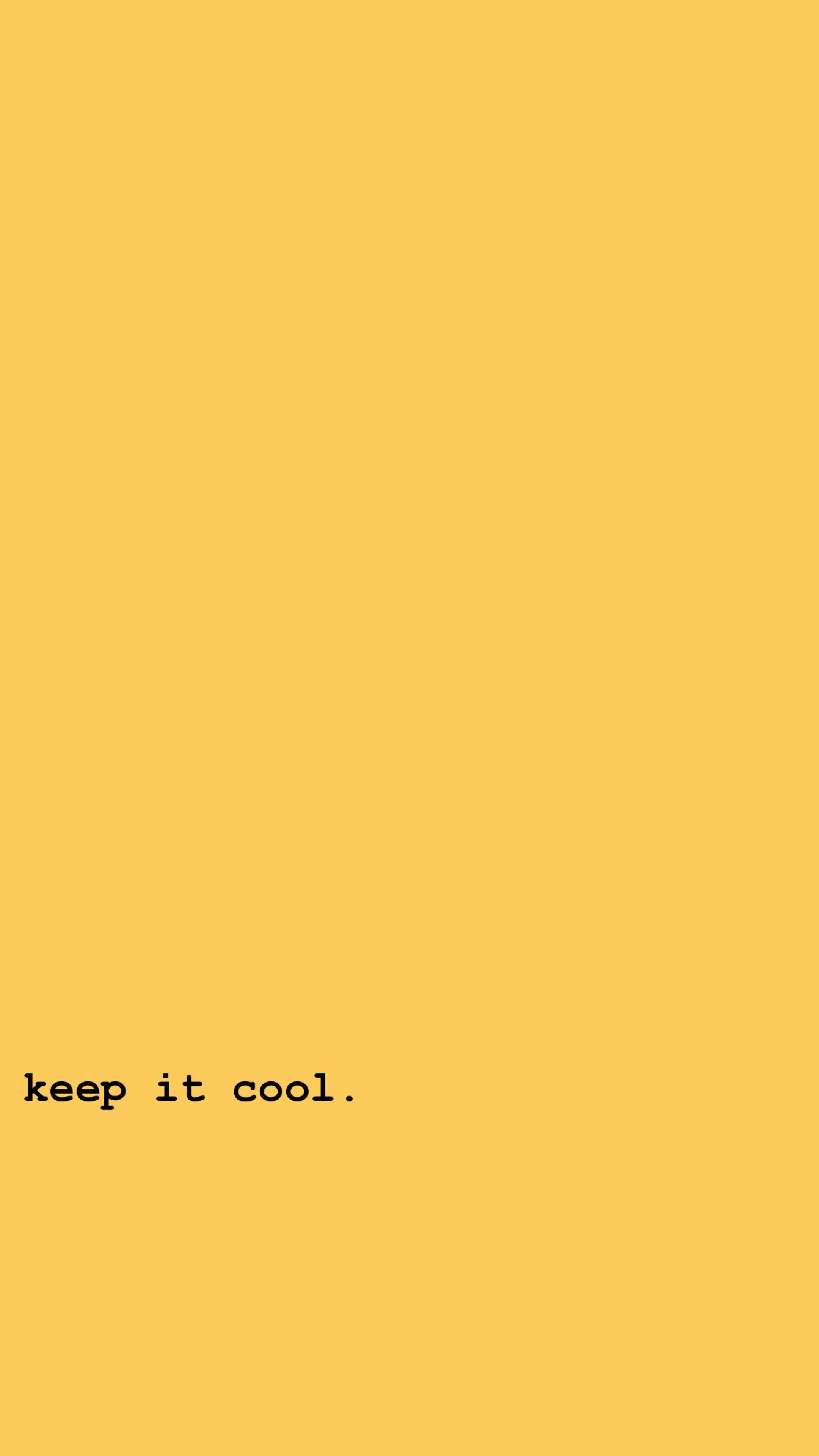 Tumblr Pastel Yellow Aesthetic Wallpaper