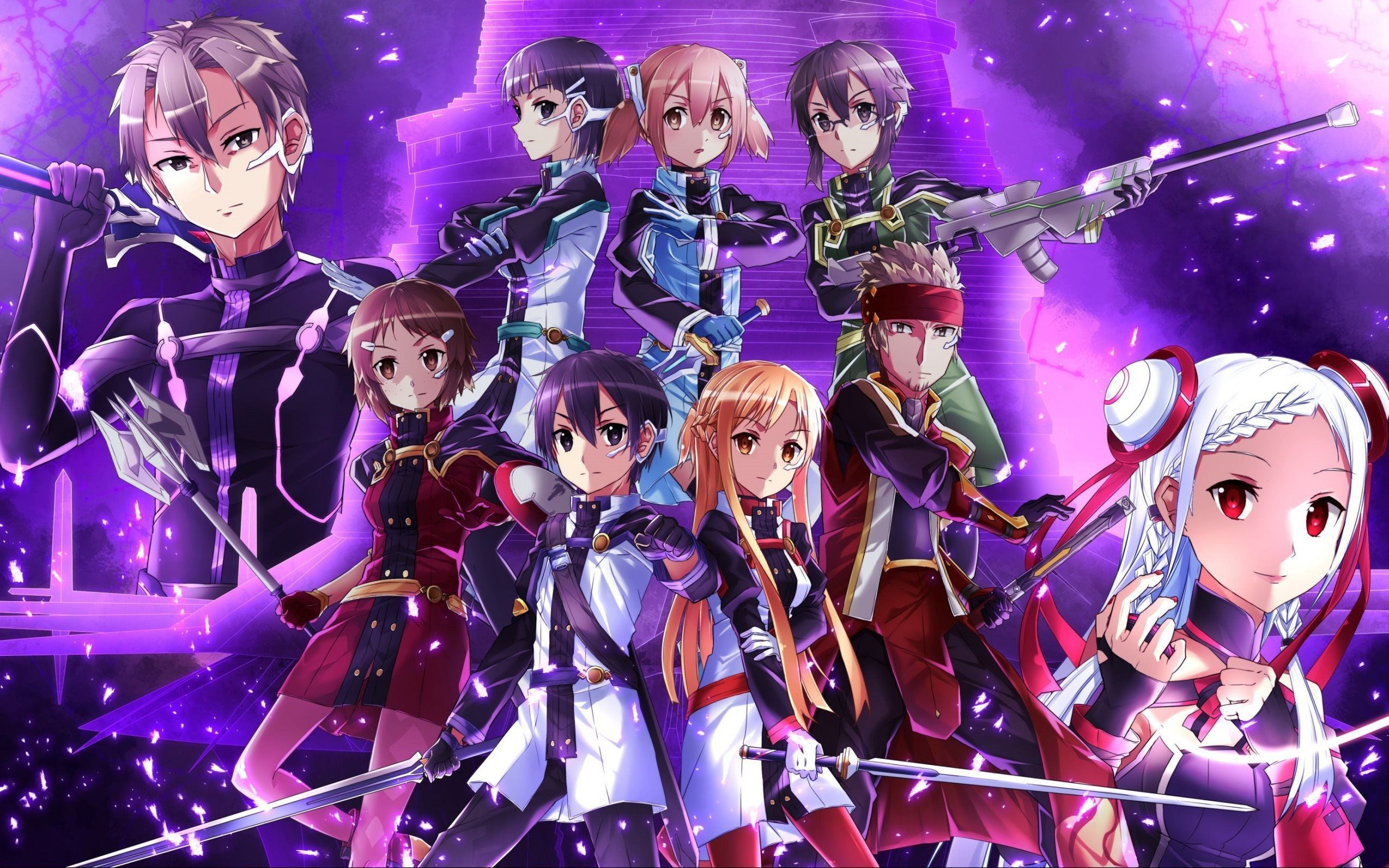 Sword Art Online Kenjutsu Ordinal Scale Novel Blade Sao