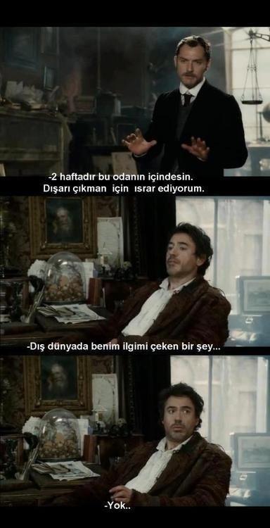 Sherlock Holmes (2009) ( - Sherlock Holmes ) -  Sherlock Holmes  -