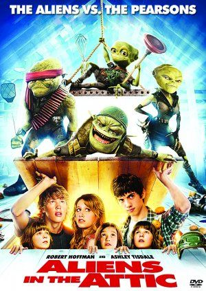 Poster For Aliens In The Attic Full Movies Online Free Free Movies Aliens Movie