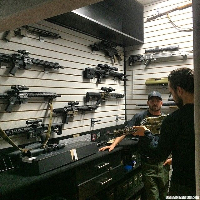 I stepped into @alzev officewar room @zevtech, grabbing some toys to play with #merica | Dan Bilzerian: Girls, Guns and Supercars!