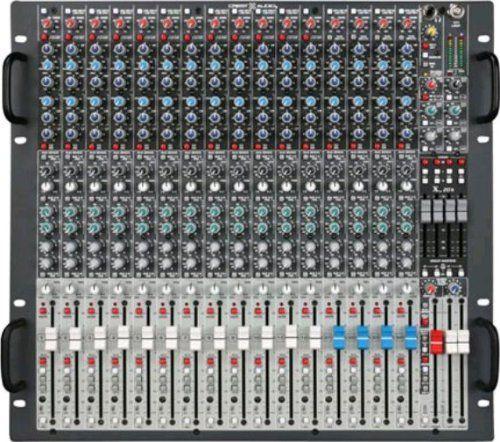 Crest Audio X18r Rackmount Mixer Unknown Http Www Amazon Com Dp