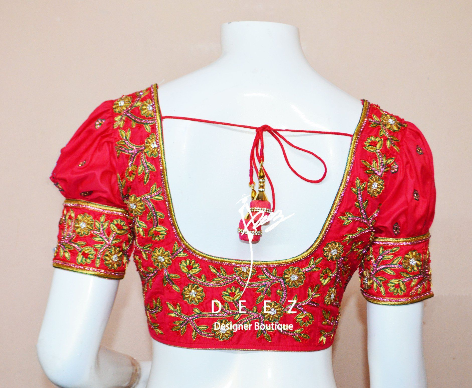 0d7bd0c311787f Deez Designer Boutique.  br  Contact   095429 78845.