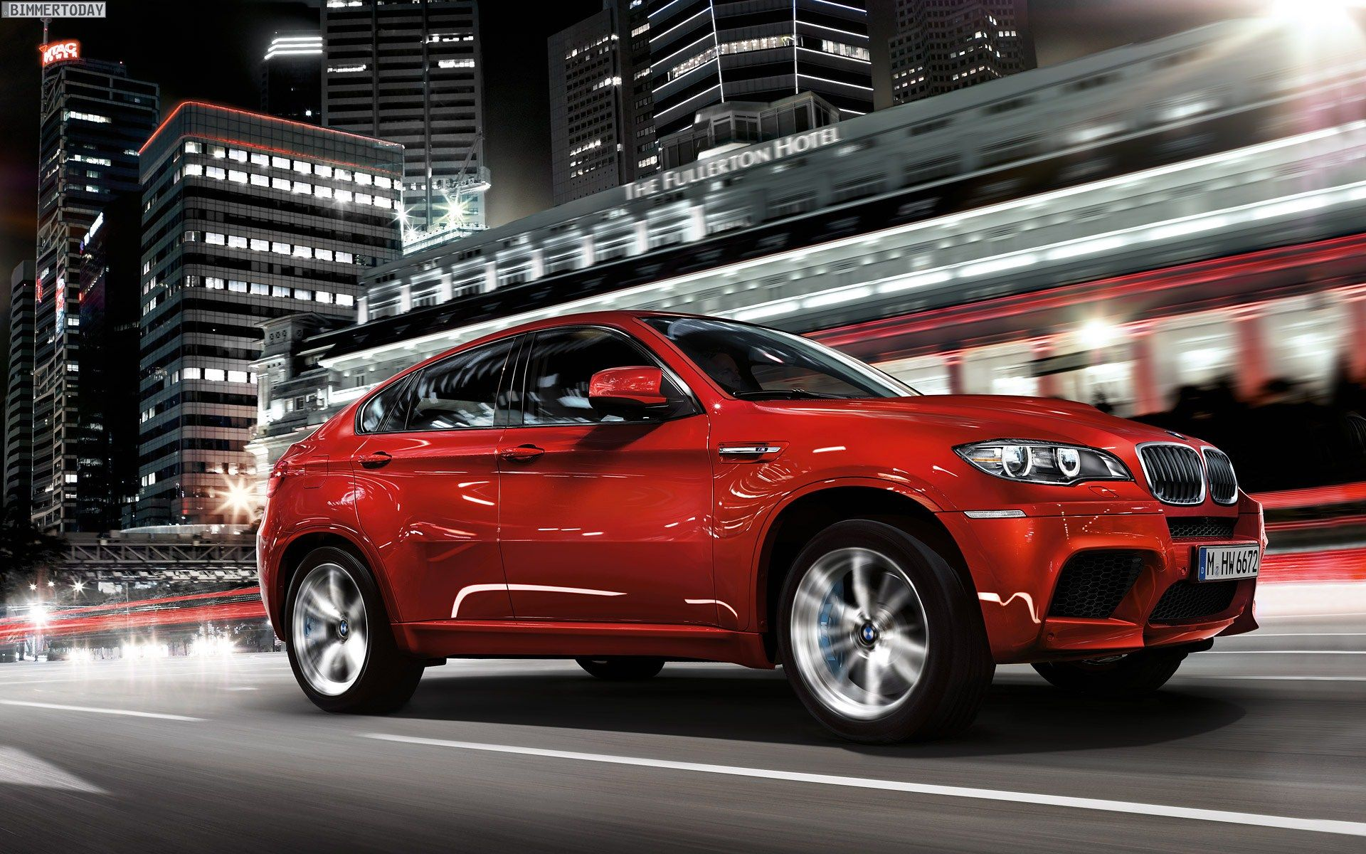 bmw x6 side view car pictures car wallpapers information