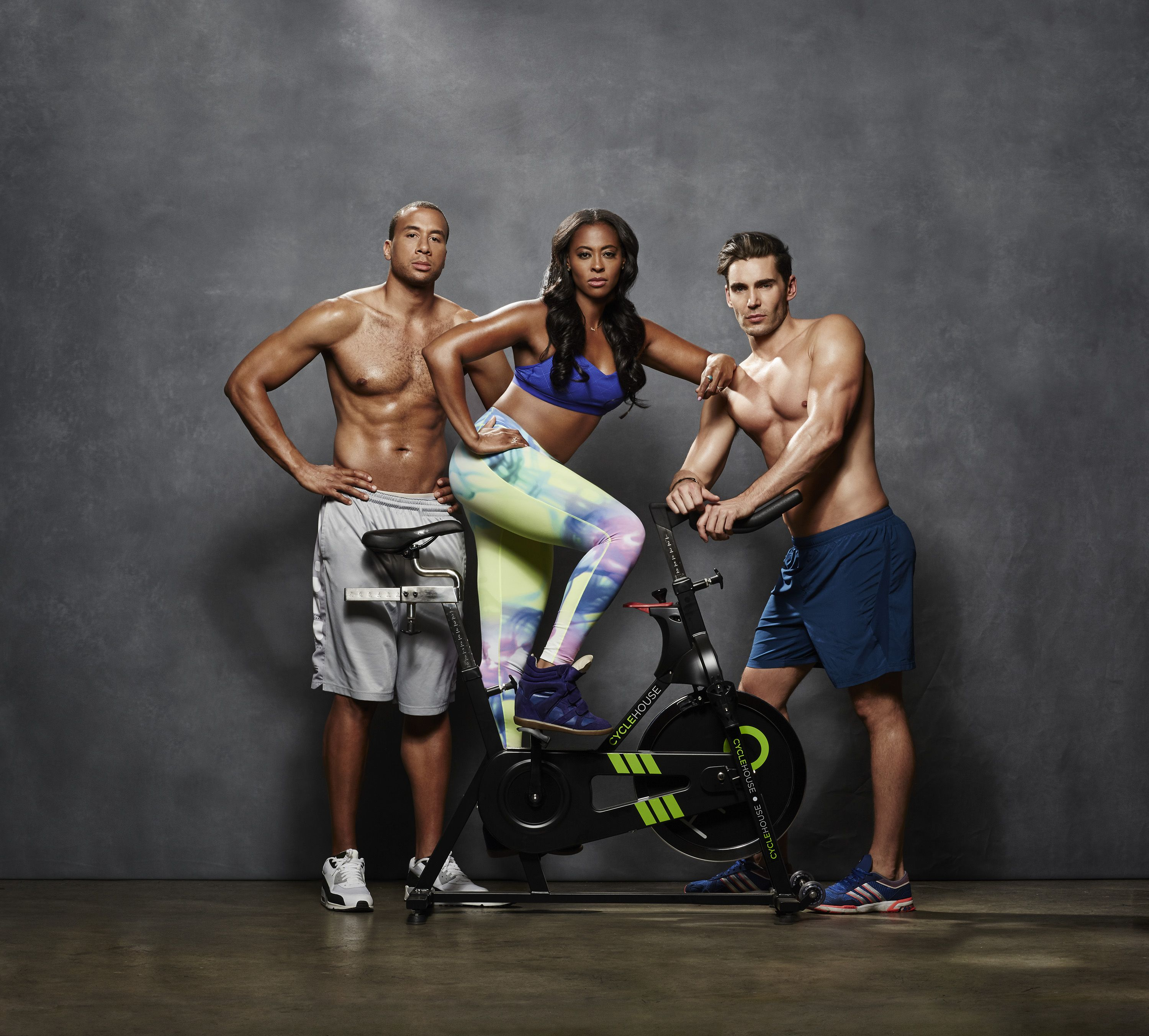 Workout television show gay
