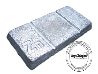 Zinc futures soared by more than 1 per cent during morning trade in the domestic market on Thursday as investors and speculators booked fresh positions in the industrial metal