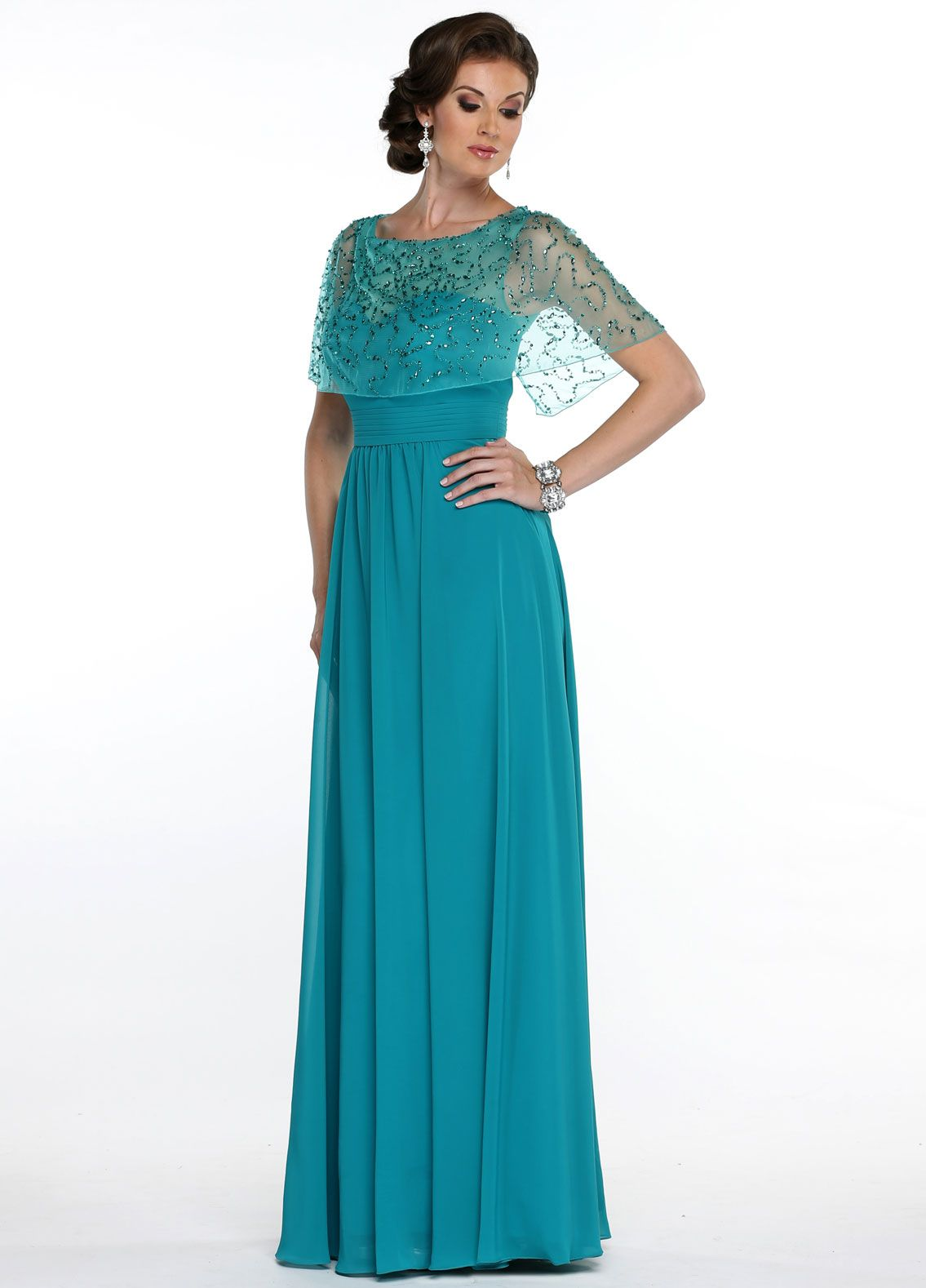 Mother of the Bride Style 40276. Available in a variety of colours ...