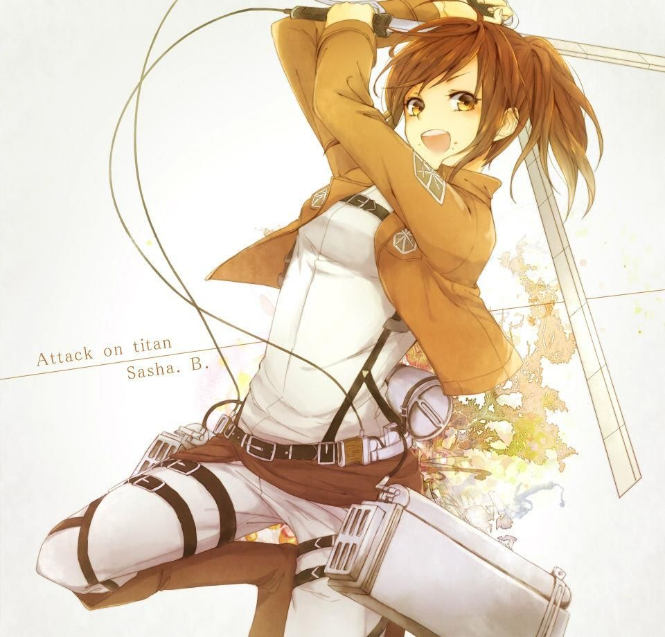 Attack On Titan ( Shingeki No Kyojin
