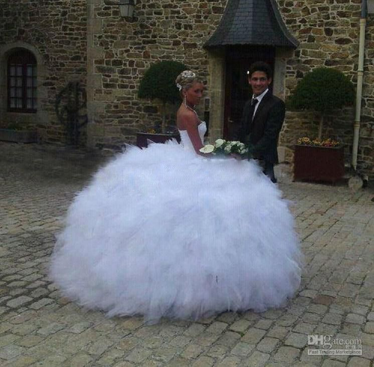 Big Wedding Dresses 2015