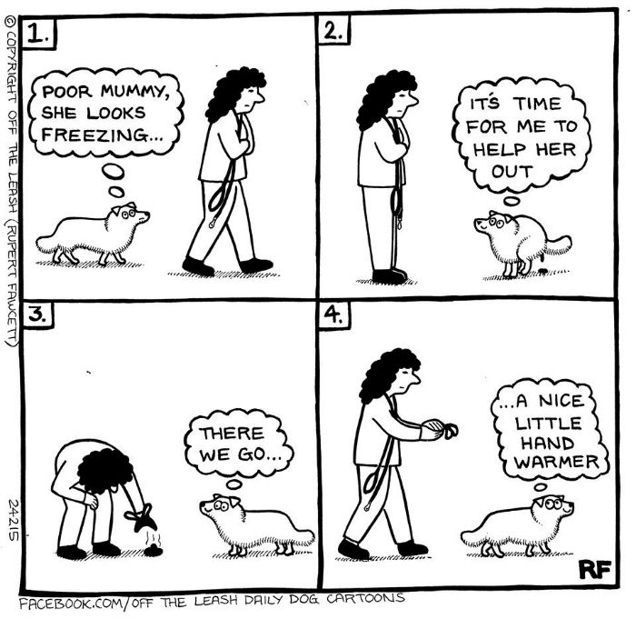 Hilarious Dog Comics That Every Dog Owner Will Understand - 10 funny illustrations every dog owner will relate to