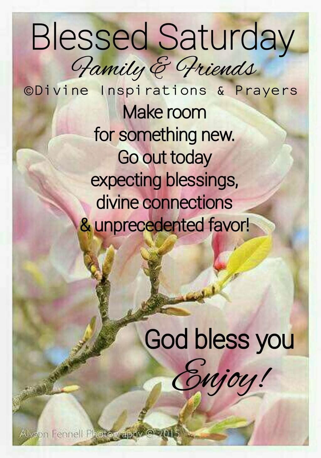 Saturday Blessings | Saturday Blessings | Saturday morning quotes