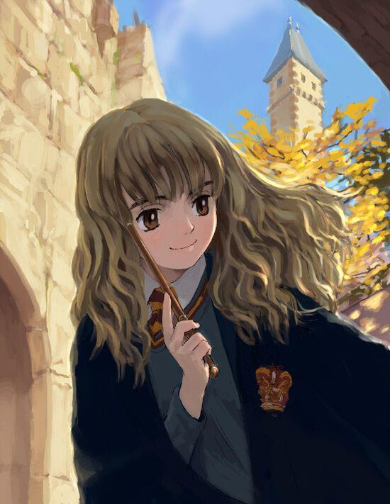 Hermione Granger Really Good Anime Manga My Fave S Pinterest