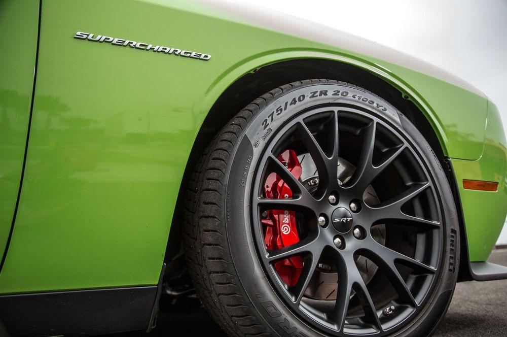 Dodge Challenger Charger One Srt Hellcat Wheel W Srt Center Cap New Oem Mopar Charger Wheels Oem Wheels Dodge Charger