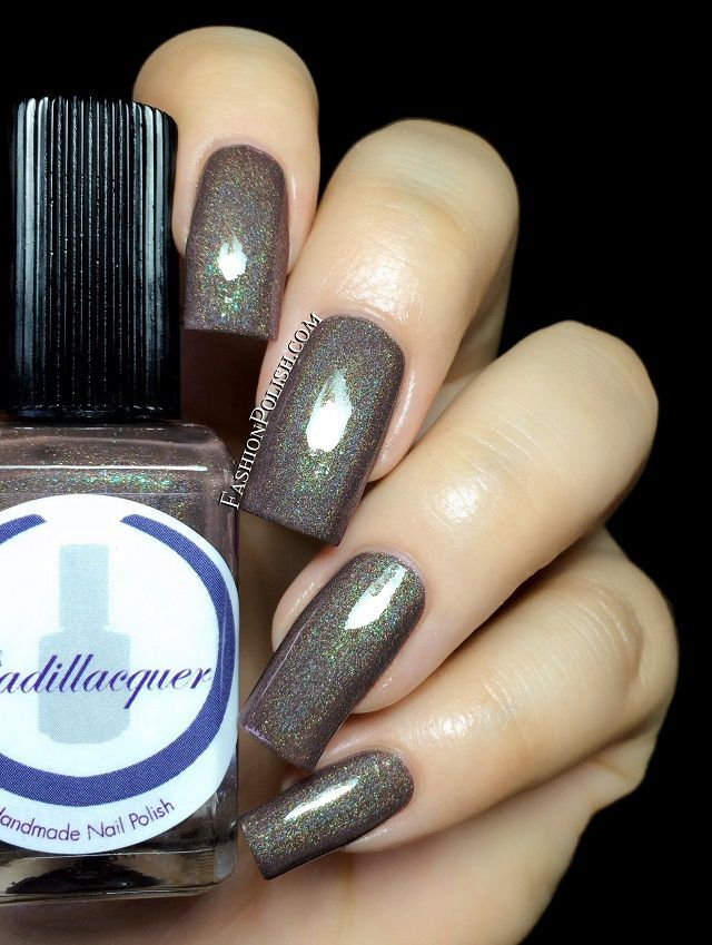 Cadillacquer Patch Over | ISO Polishes | Pinterest