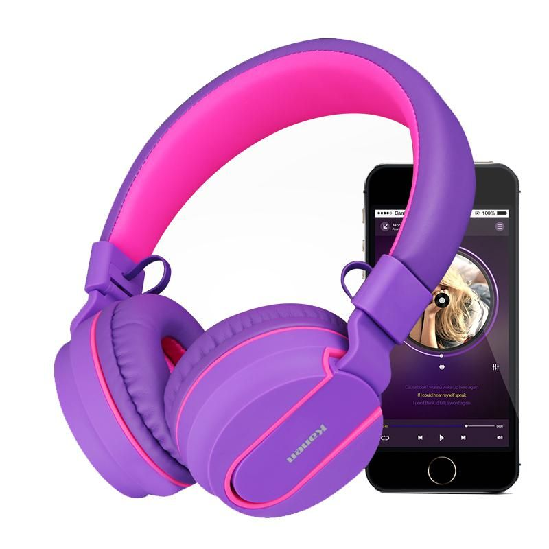 Kanen Wireless Headphone Bluetooth Stereo Headsets Earbud With Mic Handsfree Earphone For Iphone Samsung Pc For Girl Headphone Headphones Wireless Headphones Headphone