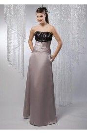 discount corset zipper wedding party dress dtb8554