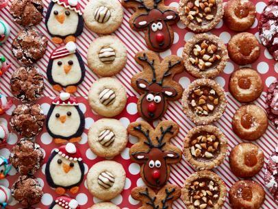12 Days Of Cookies House Cookies