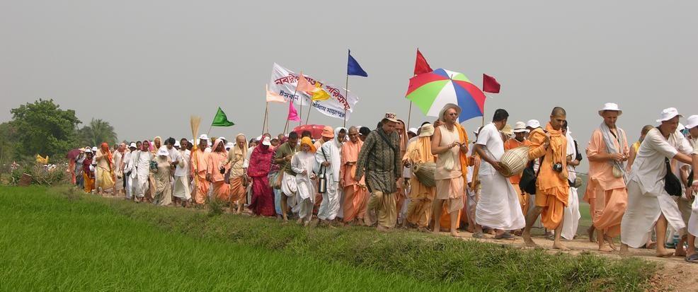 Sri Saranga Thakura and Sri Madana-Gopala Temple Mamgachhi