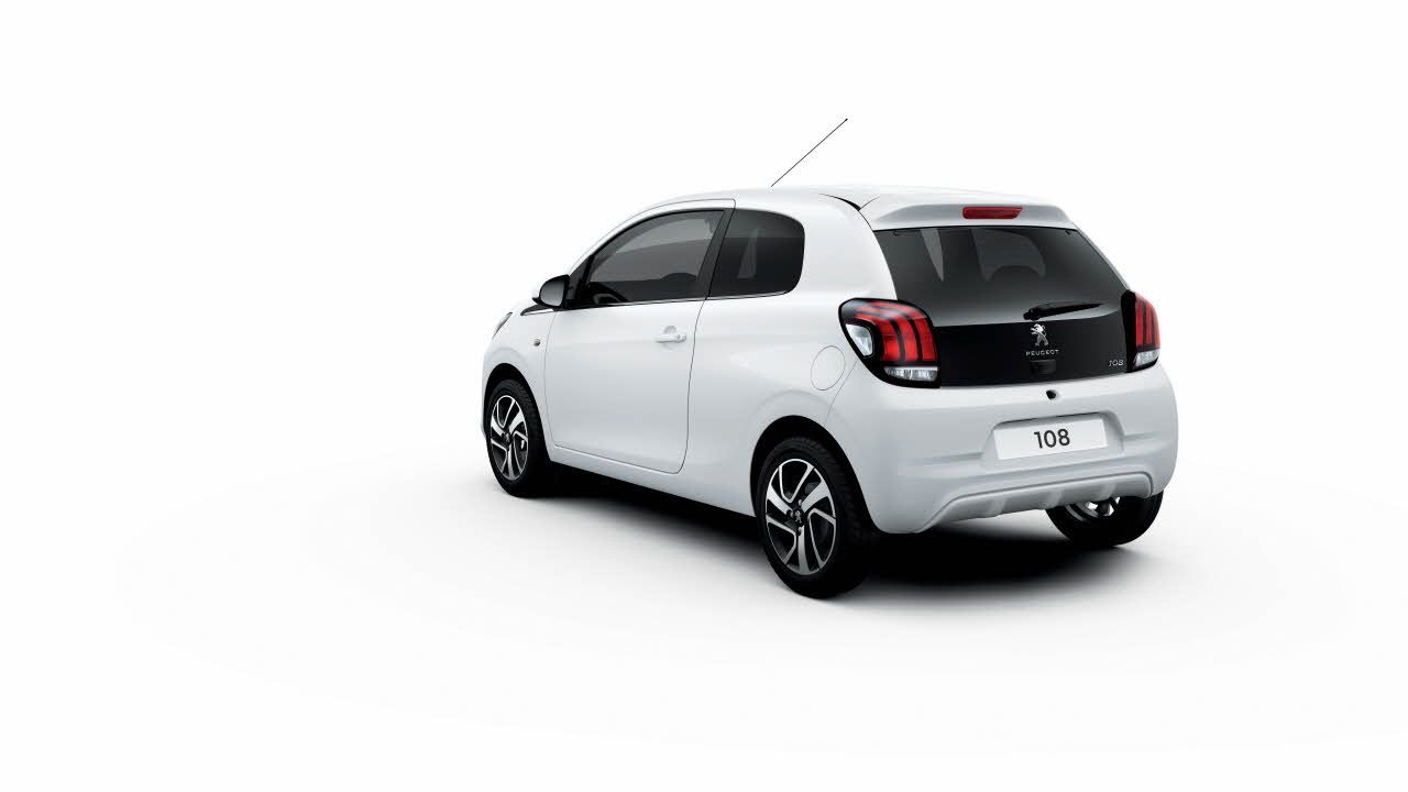 The New Peugeot 108 Sport Discover Your 108 Http Www Peugeot