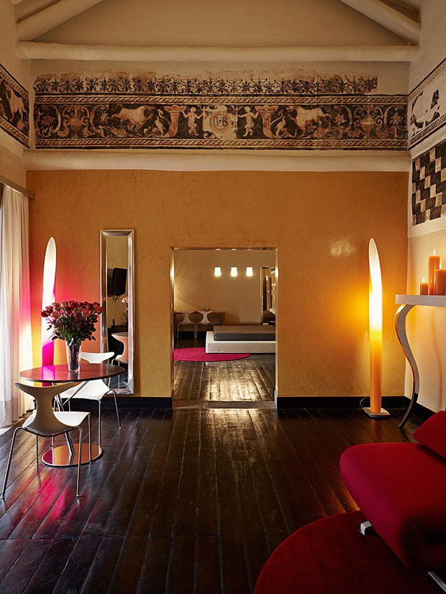 SHAKTI_Design marzio Rusconi Clerici, 2002. Casa Cartagena Boutique Hotel & Spa, Cusco, Peru, Roberto Bertetto, 2009