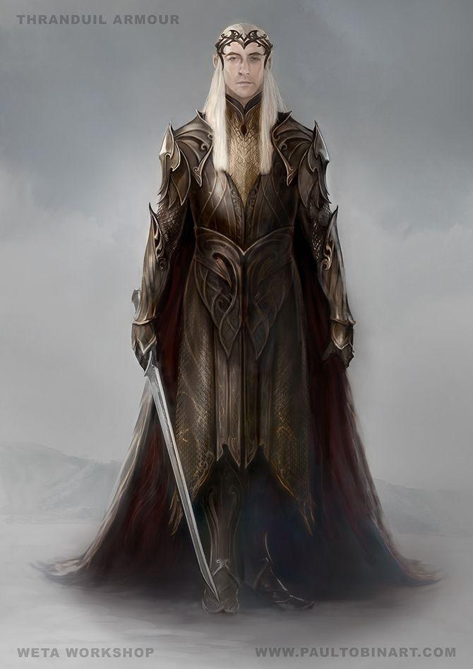 Concept Art Lotr Elves