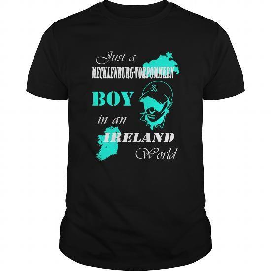 Cool  Mecklenburg-Vorpommern-Boy Shirts & Tees