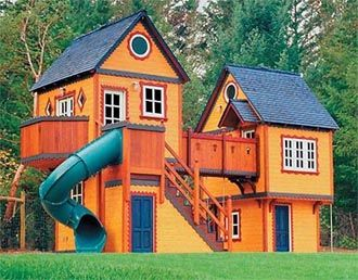 Cool playhouse designs barbara butler search results for Kids playhouse ideas