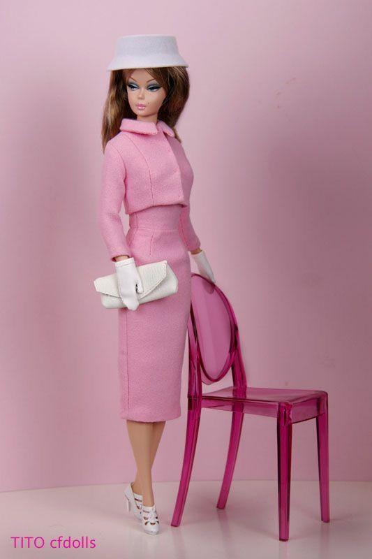 Pin von Karen Hoffman auf Barbie Dolls | Pinterest | Puppenkleider ...