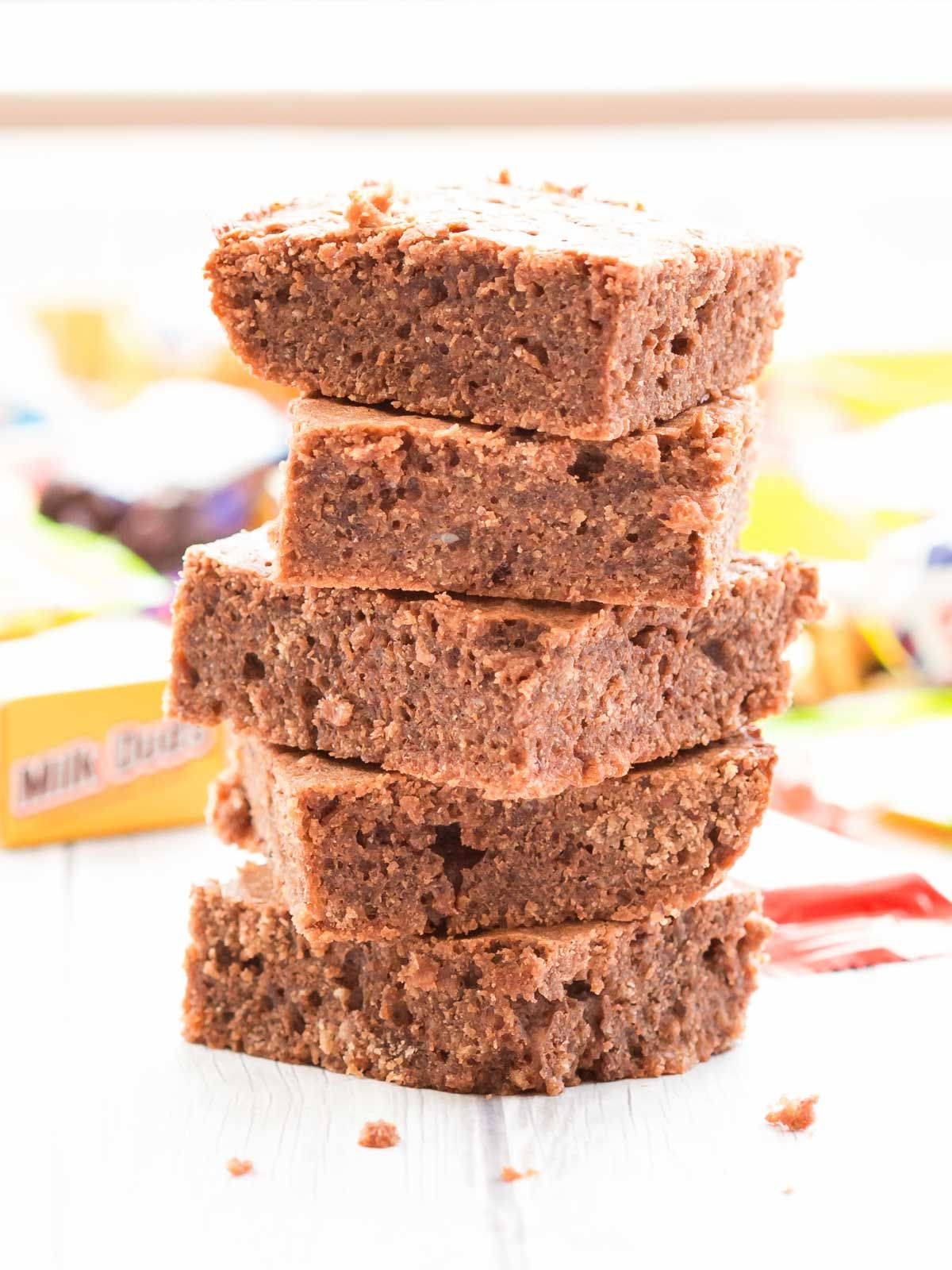 Leftover Candy Brownie Recipe | The Weary Chef | Brownie ...