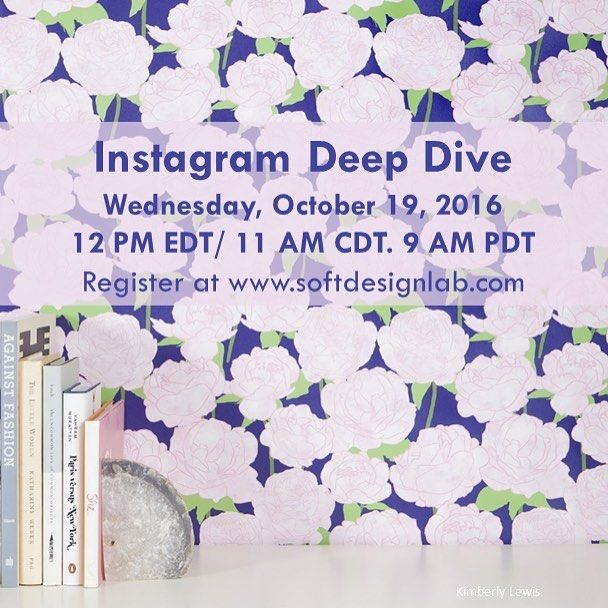 Still Time To Snag A Seat For This Awesome Webinar By Our Insta