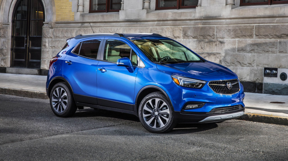 2020 Buick Encore Review Pricing And Specs Buick Envision Buick Used Cars Movie