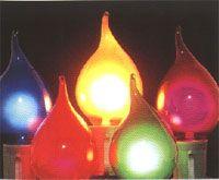 Teardrop Christmas Lights.Gki Bethlehem Teardrop Multi Colored Christmas Lights