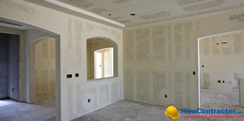 Drywall Construction Became Prevalent As A Speedier Alternative To Traditional Lath And Plaster To Hire A Best Drywall Installation Drywall Sheet Rock Walls