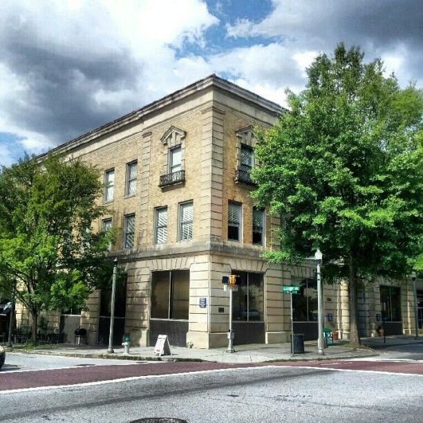 Pythagoras Masonic Temple #DecaturGA built 1924 - Photo by macgloughlin • Instagram