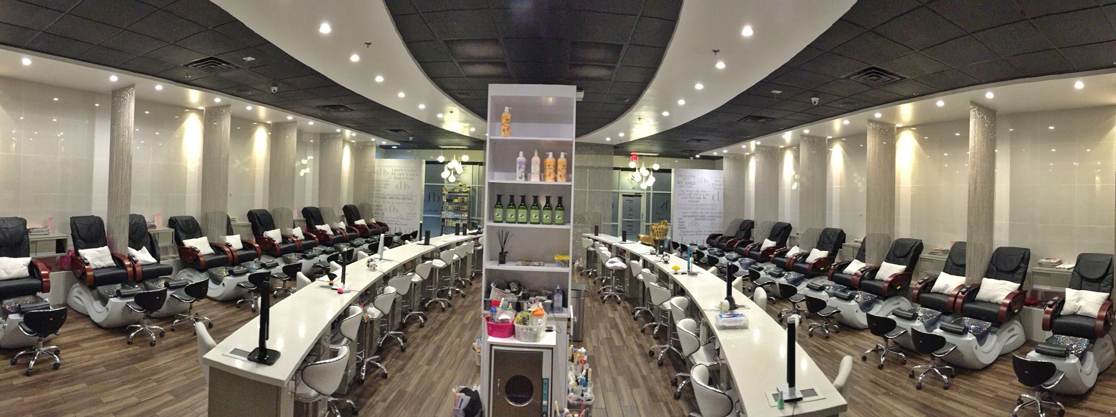 Desert Nail Spa in Scottsdale AZ with our Cleo GX Pedicure Spa ...