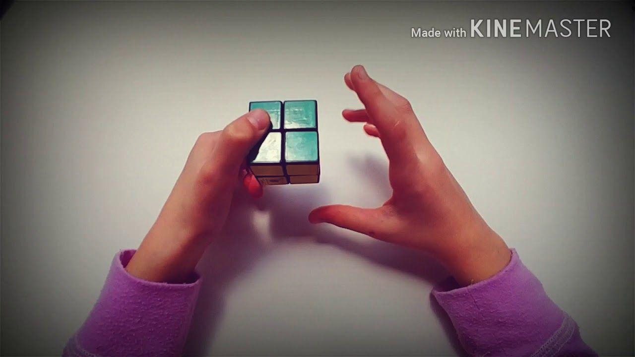 2x2 Rubik's Cube Tutorial YouTube Cube