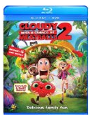 STL Mommy « Cloudy with a Chance of Meatballs 2 Bluray Combo $9.99 (Retail $40.99)