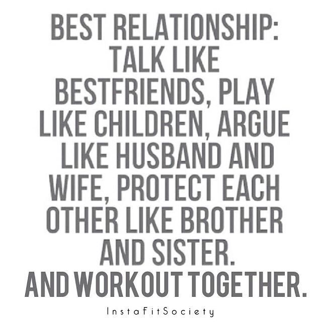 Fit couple! My husband is better than your husband<3 #Fitness couples