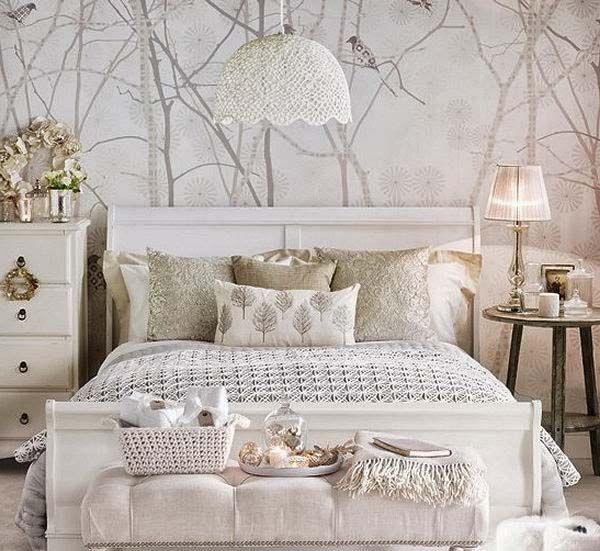 Attirant White Bedroom Decor